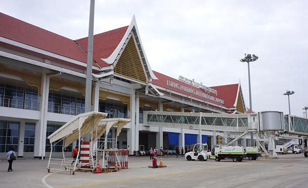 ルアンパバーン国際空港
