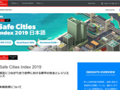Safe Cities Index 2019