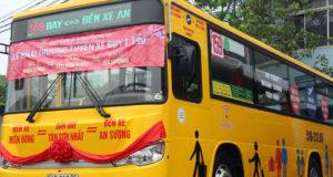 ホーチミンの159番バス
