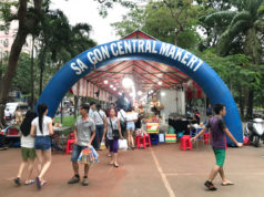 サイゴンセントラルマーケット