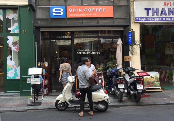 シンコーヒー外観