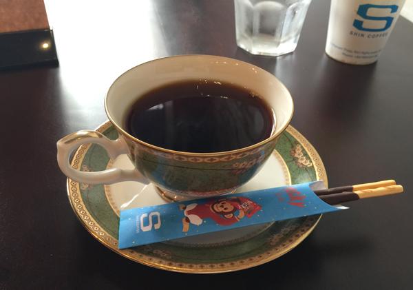 ベトナム産のアラビカのみを使ったコーヒー