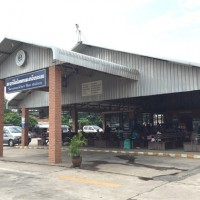 サワンナケートバスターミナル