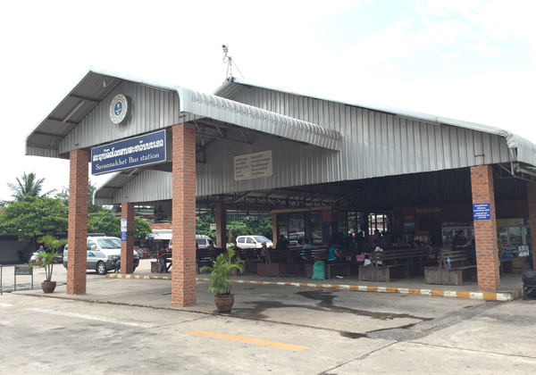 Routes and Schedules at Savannakhet Bus Terminal