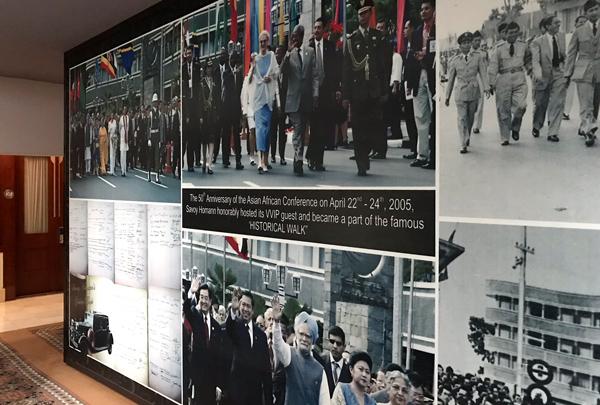 アジア・アフリカ会議の写真