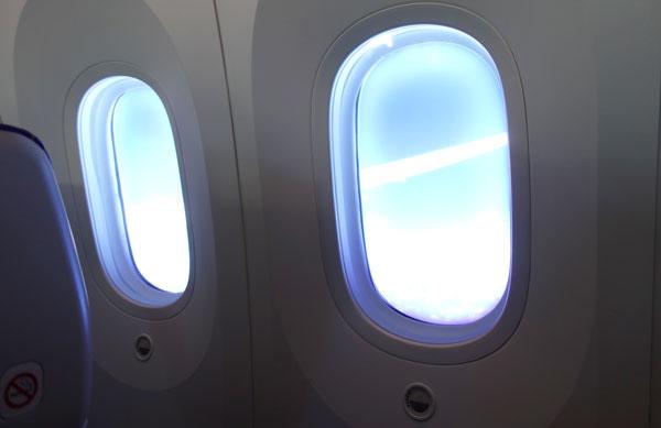 スクートの機内