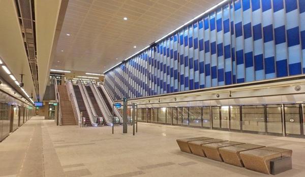 シンガポールMRTダウンタウン線