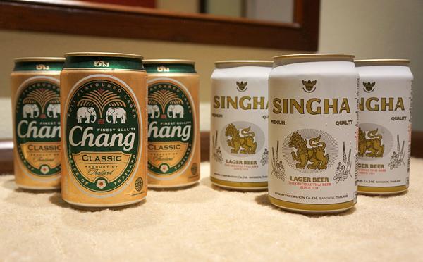 タイのビール