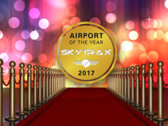 Skytrax Airport of the year 2017