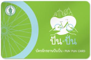 RFIDスマートカード