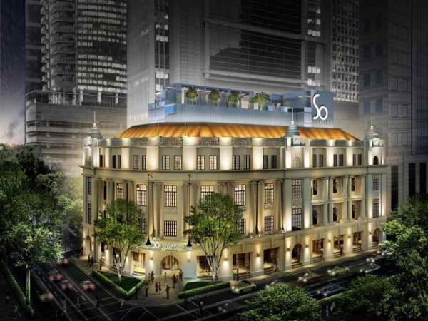 ソフィテルSOシンガポール Sofitel SO Singapore