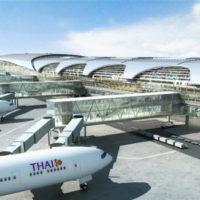 スワンナプーム国際空港 サテライトターミナル