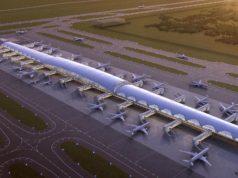スワンナプーム空港のサテライトターミナル