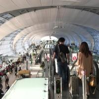 スワンナプーム国際空港 出発ホール
