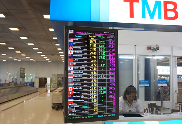 タイ・ミリタリー銀行(タイ軍人銀行)