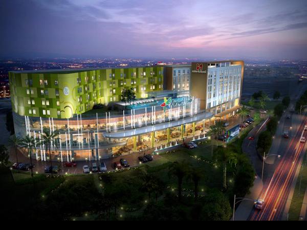スイスベル ホテル エアポート