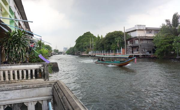 バンコクヤイ運河