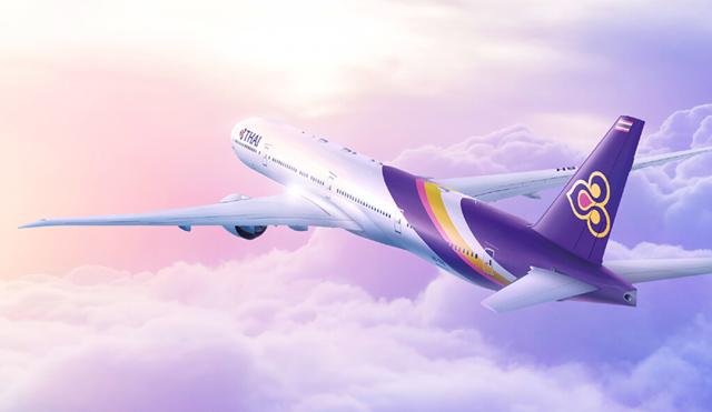 タイ国際航空公式サイトより