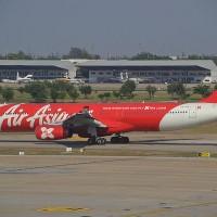 タイ・エアアジアXのエアバスA330型機