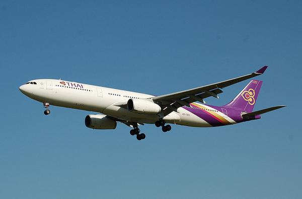 タイ国際航空 エアバスA330
