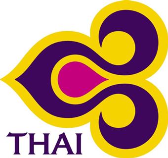 タイ国際航空のロゴ
