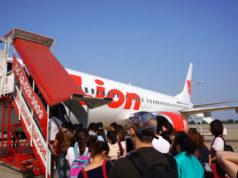 タイ・ライオンエアのボーイング737-800型機