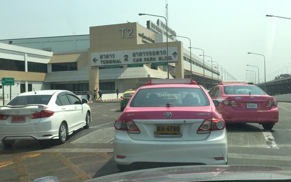ドンムアン空港ターミナル2