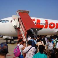 タイ・ライオンエアのボーイング737-900ER