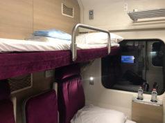 タイ国鉄の新型一等寝台