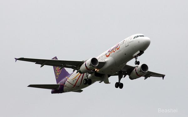 タイ・スマイル エアバスA320
