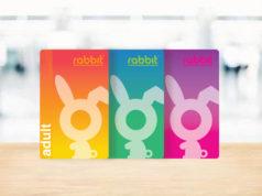 タイのラビットカード