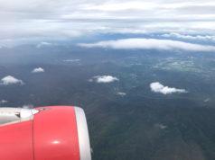 タイの山並み