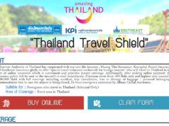 Thailand Travel Shield