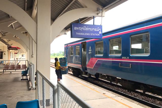 タイ・ラオス国際鉄道
