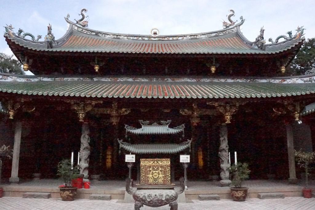 シアンホッケン寺院