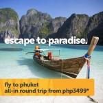 タイガーエア・フィリピン、マニラ―プーケット線を運航