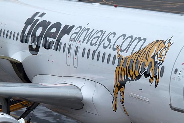 タイガーエアウェイズから虎が消える?