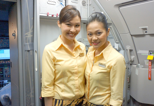 tigerair cabin crew uniform