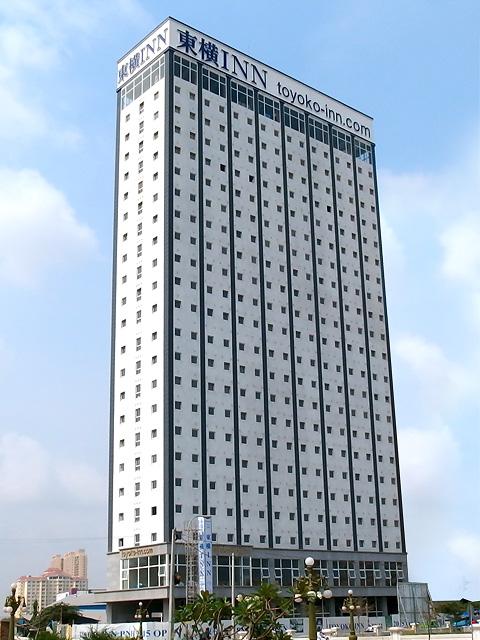 東横イン・プノンペン