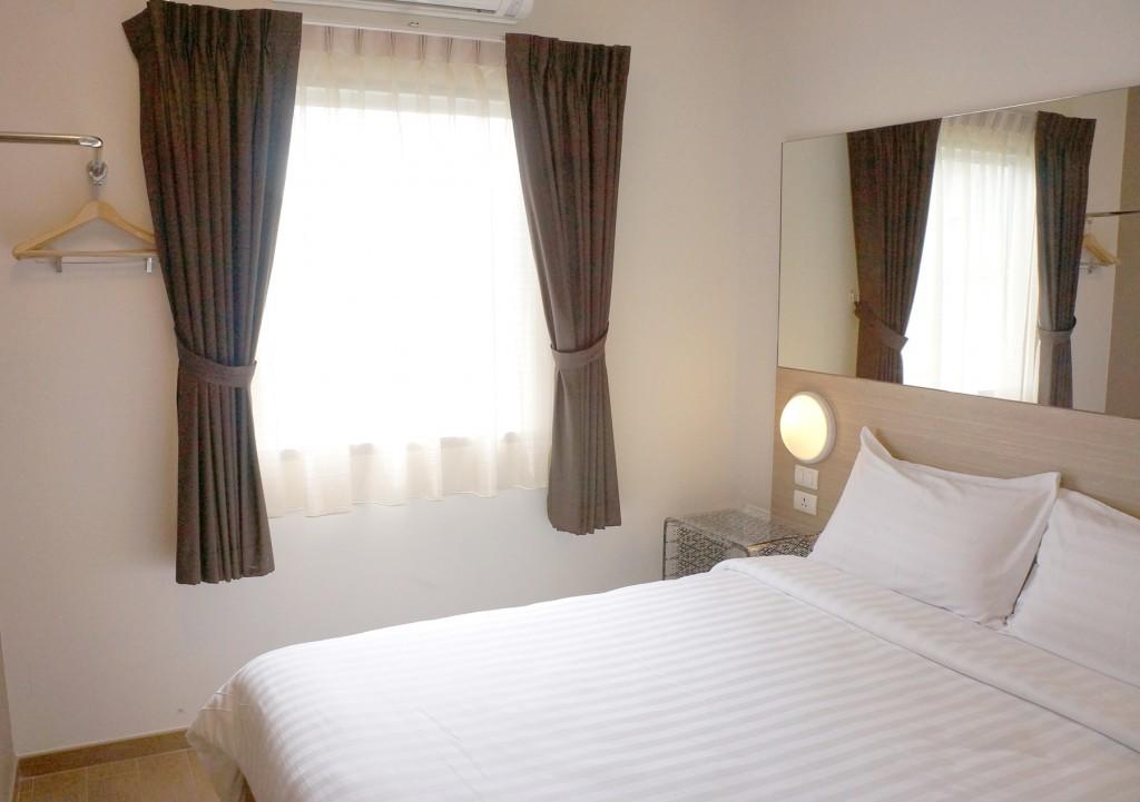 チューンホテル・アソーク・バンコクの室内