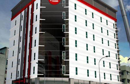 チューンホテル クアラルンプール ジャラン プトラ