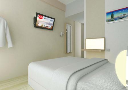 チューンホテル・ソロの客室