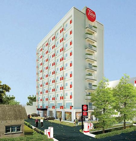 インドネシア・ジャワ島中部にチューンホテル・ソロが開業