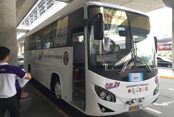 UBE Expressのバス車両