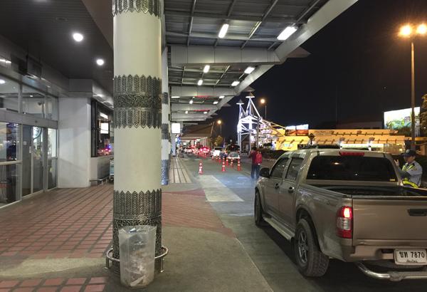 チェンマイ空港国際線ターミナル