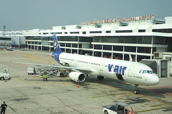 VエアのエアバスA321型機