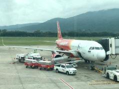 タイ・ベトジェットエアのエアバスA320型機