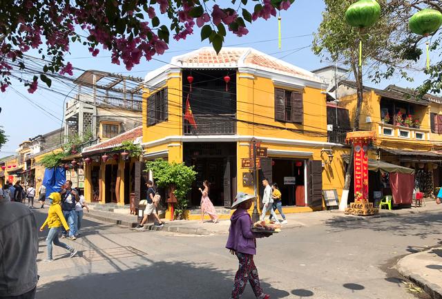 ベトナム・ホイアン