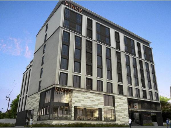 ヴィンス ホテル