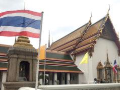 タイのお寺(ワット・ポー)